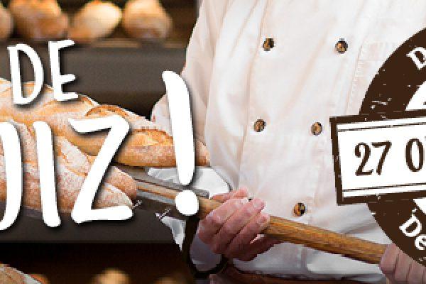 Maak kans op een jaar langs gratis brood
