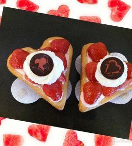 Aardbeienvlaaitje moederdagtip van bakker Herman Schepers