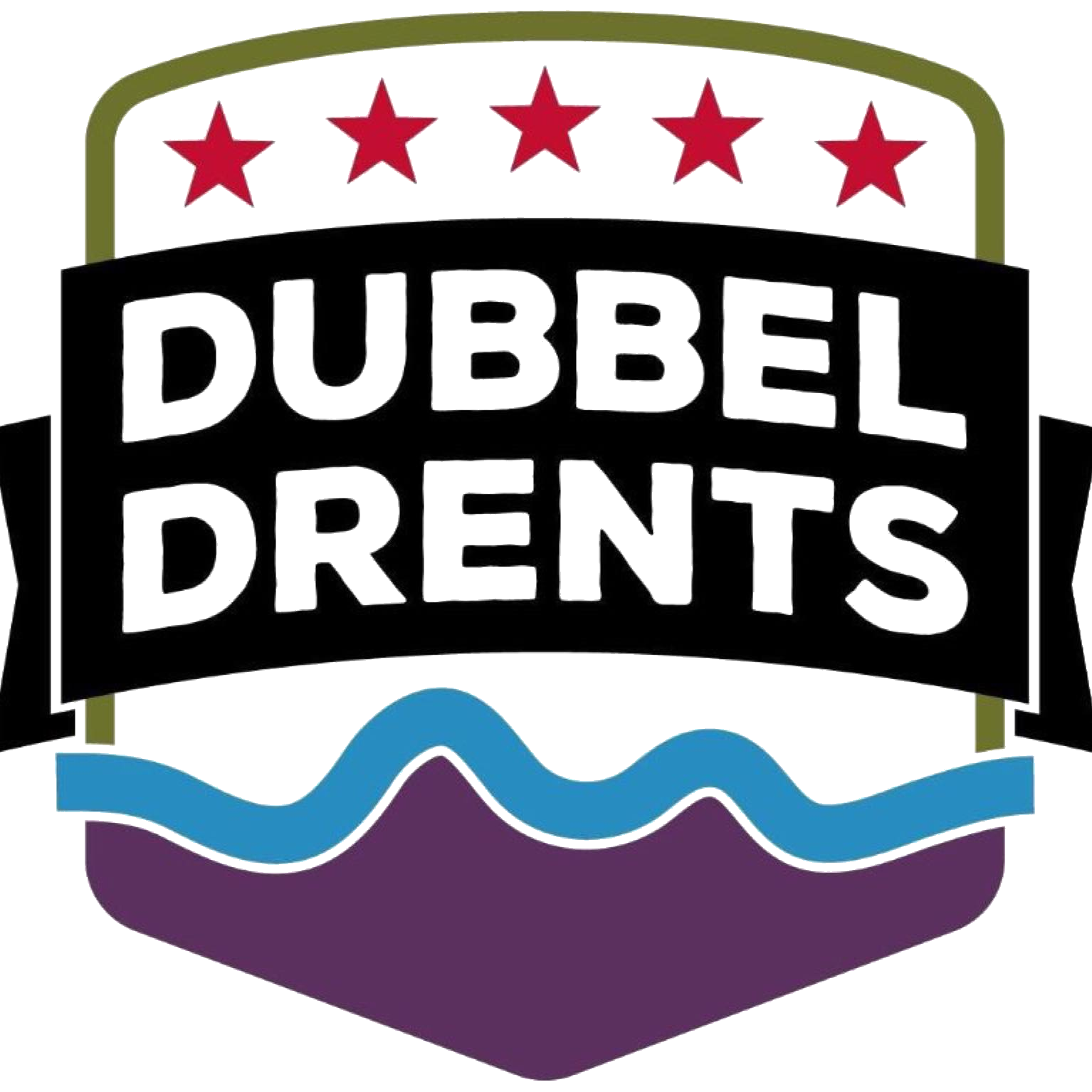 Logo dubbel Drents