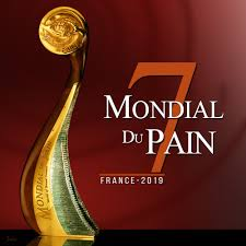 Logo Mondial du Pain 2019