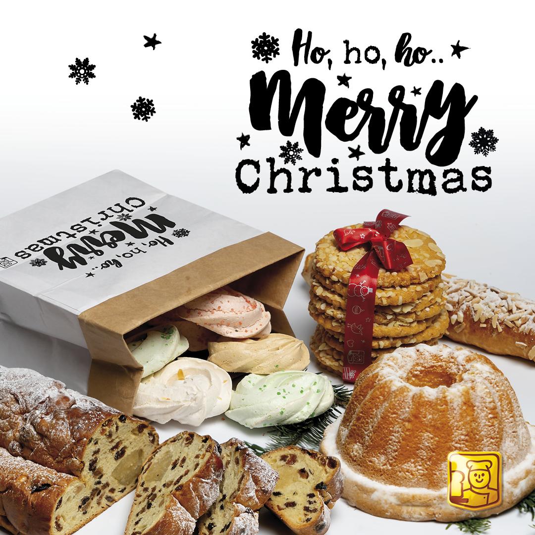 Ho Ho Ho Merry Christmas